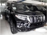 Toyota Land Cruiser Prado 2018 dijual