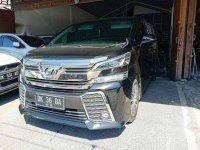 2015 Toyota Vellfire ZG dijual