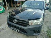2015 Toyota Hilux SC Dijual