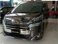 Toyota Vellfire G Limited 2018 Wagon dijual