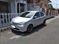 Toyota Etios Valco J 2014 Dijual