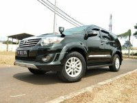 Toyota Fortuner VNT TRD Sportivo 2013 Dijual