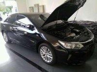 2017 Toyota Camry type V dijual