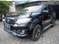 Toyota Fortuner TRD G Luxury 2015 Dijual