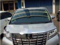 Toyota Alphard G 2015 Dijual