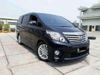 2014 Toyota Alphard SC Premium Sound Dijual