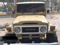 Toyota Land Cruiser 1979 Dijual