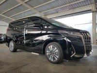 Toyota Alphard Q 2018 Dijual