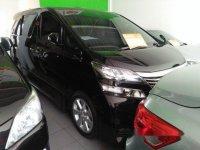 Toyota Vellfire SG 2009 Dijual