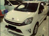 2015 Toyota Agya G A/T dijual