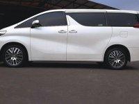Toyota Alphard 2.5 G ATPM 2017 Dijual