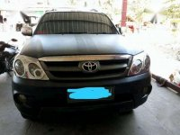 2007 Toyota Fortuner V Dijual