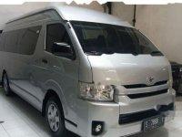Toyota Hiace High Grade Commuter 2016 Van dijual