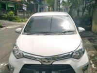 2016 Toyota Calya G AT dijual