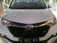 2016 Toyota Avanza G Basic dijual