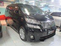 Toyota Vellfire V 2010 Dijual