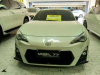 2014 Toyota 86 FT Dijual