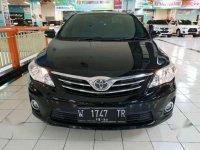 2012 Toyota Corolla Altis G dijual