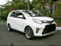 2015 Toyota Calya G Matic dijual
