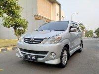 Toyota Avanza E 2010 Minivan dijual