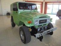 Toyota Land Cruiser 1980 Dijual