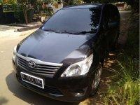 Toyota Kijang Innova J 2013 MPV dijual