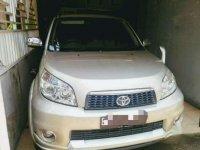 2011 Toyota Rush TRD Sportivo Dijual