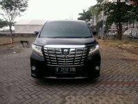 2015 Toyota Alphard Q Executive Lounge dijual