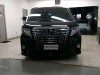 2016 Toyota Alphard G AT dijual