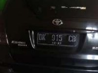 2009 Toyota Kijang Innova dijual