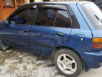 1992 Toyota  Starlet 1.0 Dijual