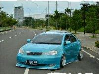 Toyota Corolla Altis G 2007 Sedan dijual