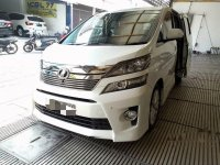 Toyota Vellfire ZG 2012 Wagon Dijual