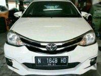 2016 Toyota Etios G dijual