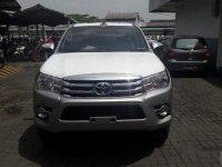 Toyota Hilux E 2018 Dijual