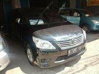Toyota Kijang Innova E 2.0 2013 Dijual