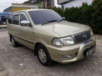 2004 Toyota Kijang LSX Dijual