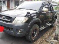2010 Toyota Hilux Pick Up Dijual