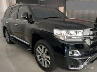 Toyota Land Cruiser VX-R 2017 SUV Dijual