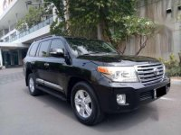 Toyota Land Cruiser ATPM Facelift 2012 Black Perfect Condition