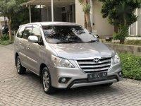 2015 Toyota Kijang Innova 2.5 G Diesel Matic dijual