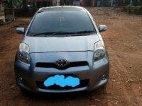 2013 Toyota Yaris type J dijual
