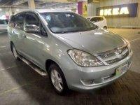 Toyota Kijang Innova 2.0 E 2008 Dijual