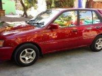 1993 Toyota  Starlet SEG Dijual