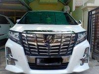 Toyota Alphard G S C Package 2016 Wagon dijual