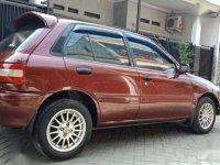 1995 Toyota  Starlet 1.3 Dijual
