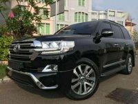Land Cruiser 4.5 Diesel ATPM 2016 New Model Black Km5000 TDP Ringan!!