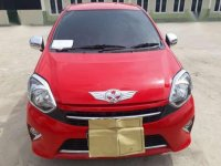 2016 Toyota Agya Tipe G dijual