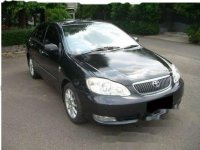 Toyota Corolla Altis G 2006 Sedan dijual