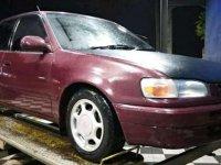 1997 Toyota Corolla Allnew S Cruise Manual Dijual